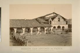 Mission San Diego De Alcala Floor Plan by 3 Mission San Antonio De Padua Founded July 14 1771 Fun Fact