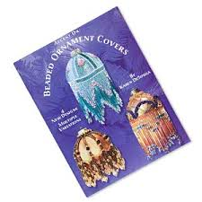 book beaded ornament covers by desousa sold individually