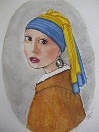 vermeer girl with pearl earring painting 455 best transformers from vermeer s girl and pearl earring