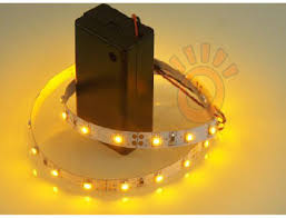 Led Strip Lights Battery Powered 2015 Newest 50cm 3528 Smd 9v Battery Powered Led Strip Light 5pcs