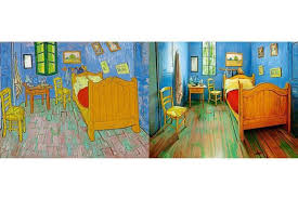 vincent van gogh bedroom at home with art livemint