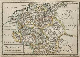 map of germany germany historical map mapsof net