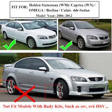 aliexpress com buy for 06 12 ve commodore omega caprice wn