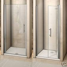 bifold shower door frameless 900mm bifold shower doors ebay