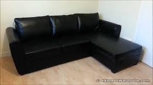Leather Corner Sofa Bed Furniture Friheten Corner Sofa Bed Package Dimensions Friheten