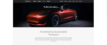 tesla model 3 configurator online in july won u0027t configure much
