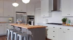 white kitchen island with butcher block top white kitchen island with butcher block top home design