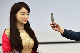 Ex Machina Asian Robot Chinese Inventor Unveils U0027jia Jia U0027 The Most Realistic Robot Ever