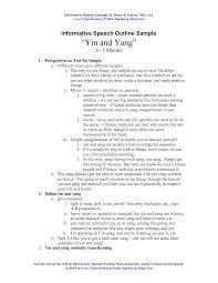 best photos of informative speech outline template informative