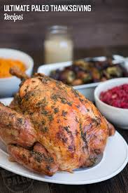 ultimate paleo thanksgiving recipes stupid easy paleo