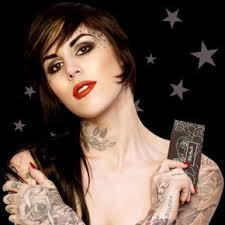 best neck tattoos for trends in 2012