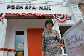 posh nails a third fairfield county location connecticut post