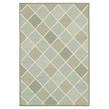 couristan monaco meridian indoor outdoor area rug multi color