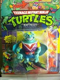 genghis frog 1989 action figure teenage mutant ninja turtles