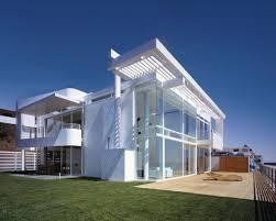 southern california beach house u2013 richard meier u0026 partners