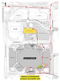 Washington Square Mall Map Mall Of America Shopping In Minnesota Throughout Of Map