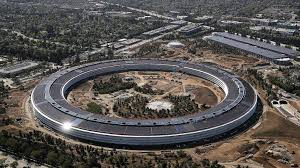 découvrez les dernières images du siège d apple avant inauguration