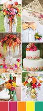 Colors For 2016 by Seven Wedding Color Palettes For 2016 Summer Rustic Summer