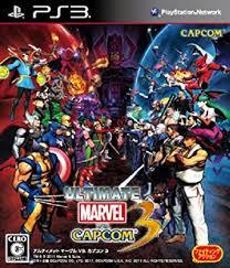 ultimate marvel ultimate marvel vs capcom 3 japan import