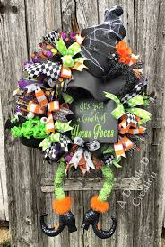 black feather wreath halloween 2041 best deco mesh wreaths and garlands images on pinterest