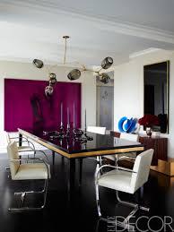 Modern Dining Room Decorating Ideas Black Top Modern Dining Table Sets Table Design Decorate
