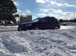 subaru baja 2016 how good is a subaru in the snow autoguide com news