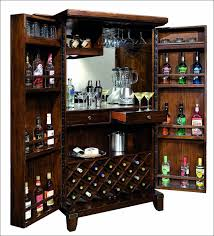 dining room wine and bar furniture steamer bar cabinet white
