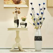 White Ceramic Floor Vase Cheap Blue Floor Vase Find Blue Floor Vase Deals On Line At
