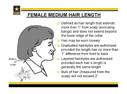 air force female hair standards do new army regulations unfairly target women with natural hair
