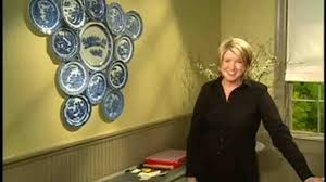 Wall Mounts For Decorative Plates Video How To Hang Decorative Plates Martha Stewart