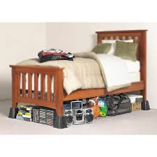 appliance elegant simple target bed risers replace with