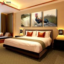 online get cheap country life paintings aliexpress com alibaba rooster painting modular pop art posters and prints wall pictures for living room canvas art decorative