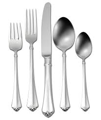 amazon com oneida julliard 20 piece flatware set service for 4