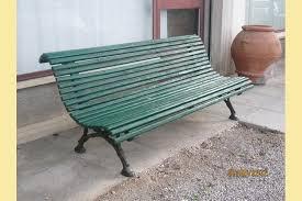 panchine da giardino in ghisa panchina da giardino antica in vendita bottegadarteantica it