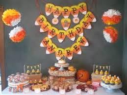 kids birthday party ideas best 25 fall birthday ideas on october