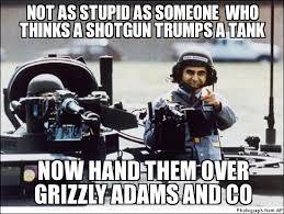 Retards Retards Everywhere Meme - retard gun owners weknowmemes generator