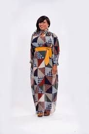 first look nigerian plus size designer collection designs by