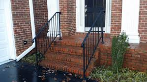 Brick Stairs Design How To Build Steps On A Slope Video Garden Exterior Handrails