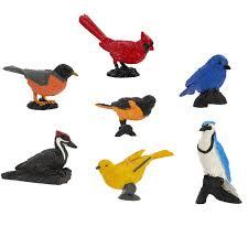 backyard birds bulk bag mini figures safari ltd products