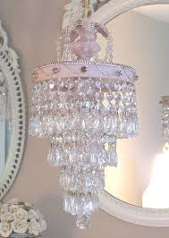 Shabby Chic Bedroom Chandelier 118 Best Shabby Chic Lighting Images On Pinterest Vintage Lamps