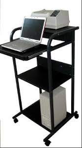 Stand Up Computer Desk by S 2445 24