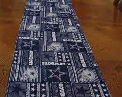 Dallas Cowboys Table Tom Landry Etsy