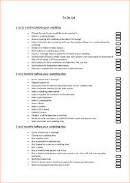 wedding todo checklist wedding checklist pdf