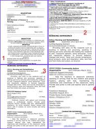New Grad Resume Sample by Help Resume For New Lvn Allnurses