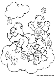 care bears printable coloring pages funycoloring