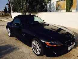 bmw z4 2004 year for sale in larnaca price 7 800 u20ac cars cyprus
