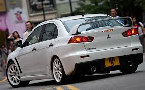 mitsubishi cars white japanese mitsubishi lancer evolution x cars vehicles white