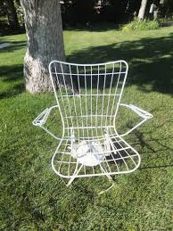 Retro Patio Furniture For Sale by Steel Patio Chairs How To Paint And Stain Patio Furniture