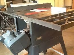 Contractor Table Saw Reviews Craftsman 10