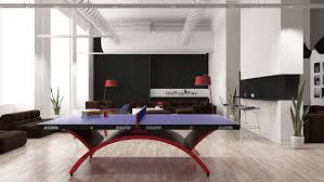 amazon com killerspin revolution table tennis table sports